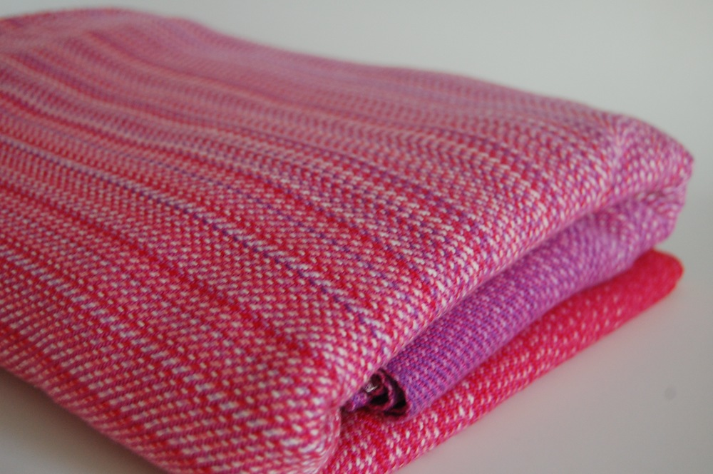 Hot Pink Egyptian cotton weft 3.7 meters $407 approximately 290  grams/m^2.