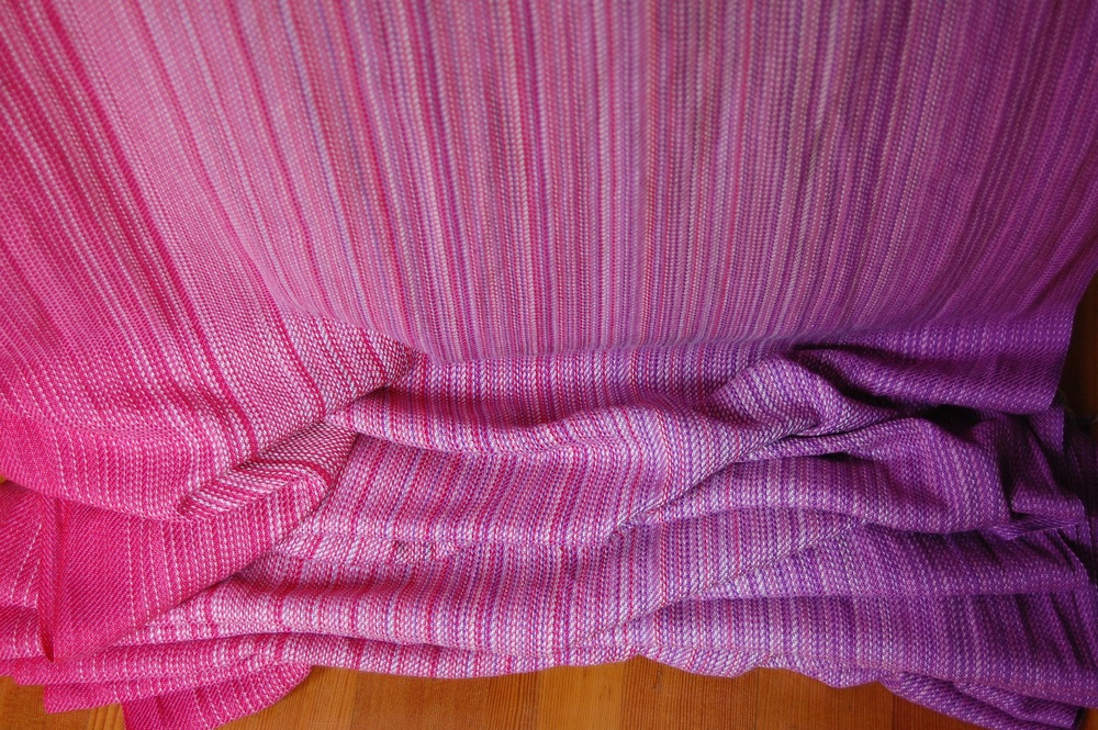 Mulberry silk/cotton 4.7 meters $540.50 approximately 225 grams/m^2.This must be hand washed.