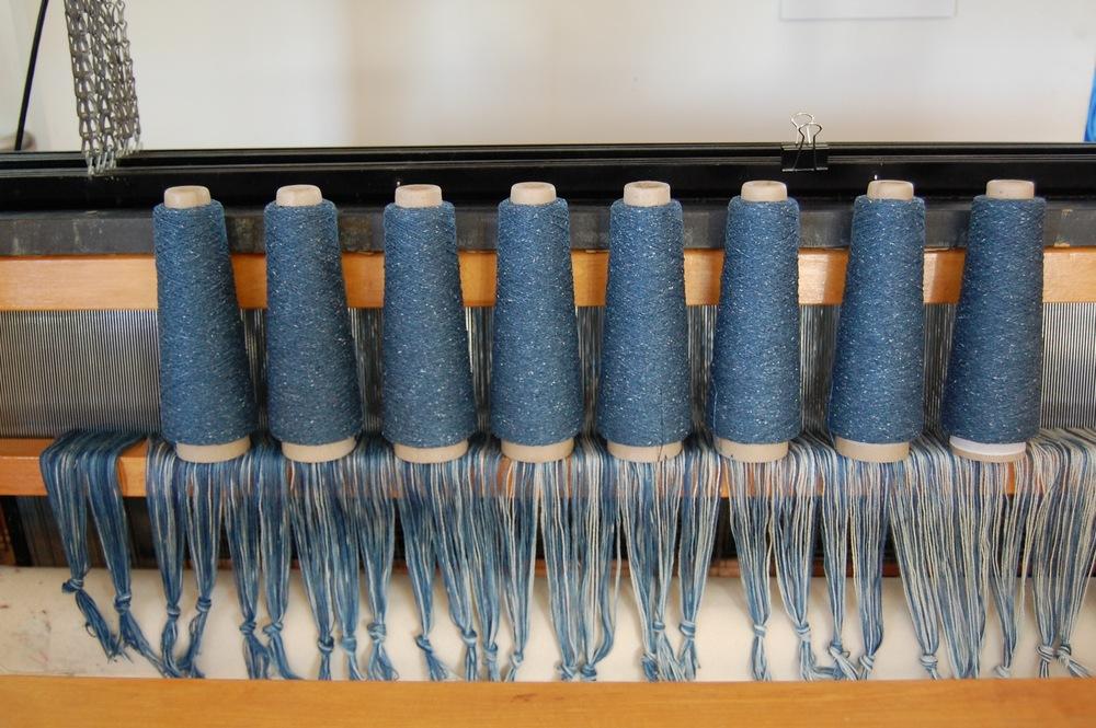 the tsumugi silk