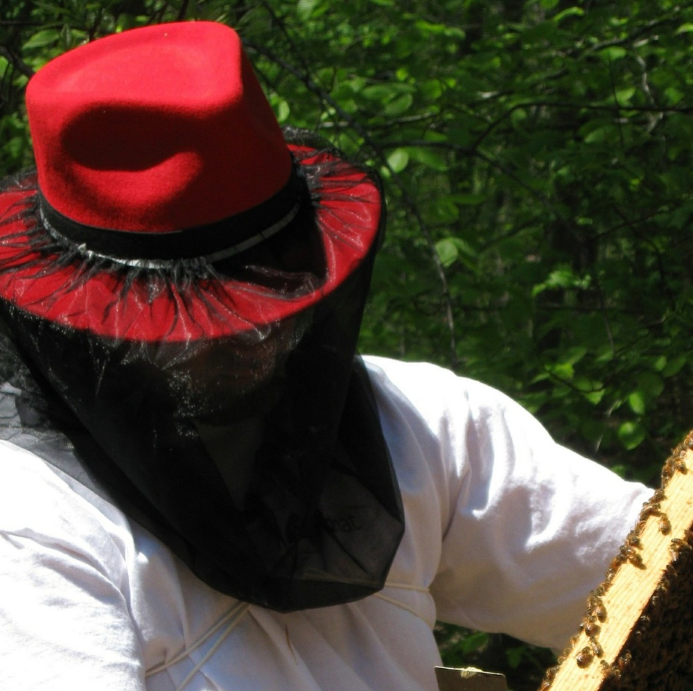Todd IS the Shadowman Beekeeper!