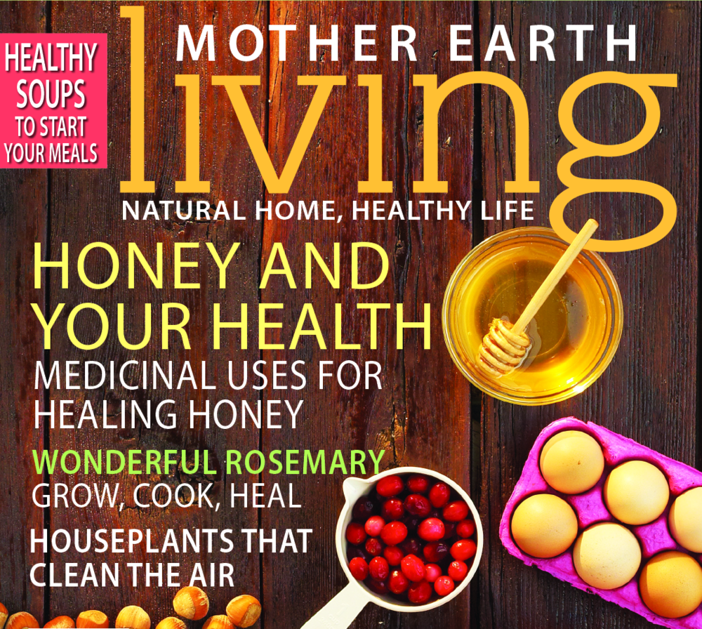 2014-11,12.magazine cover.Mother Earth Living_The History of Honey as Medicine.nov-dec 2014.cropped.png