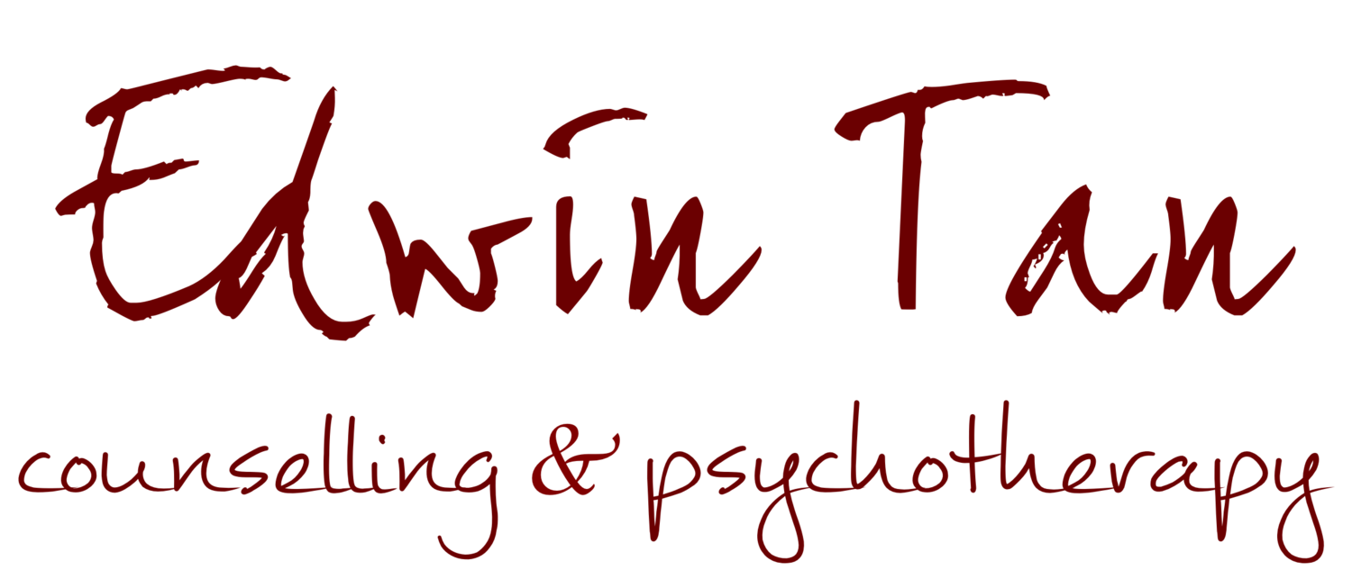 Edwin Tan Therapy: Counselling & Psychotherapy in London