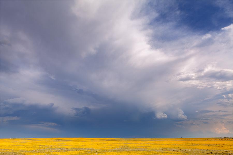 prairie in western Nebraska