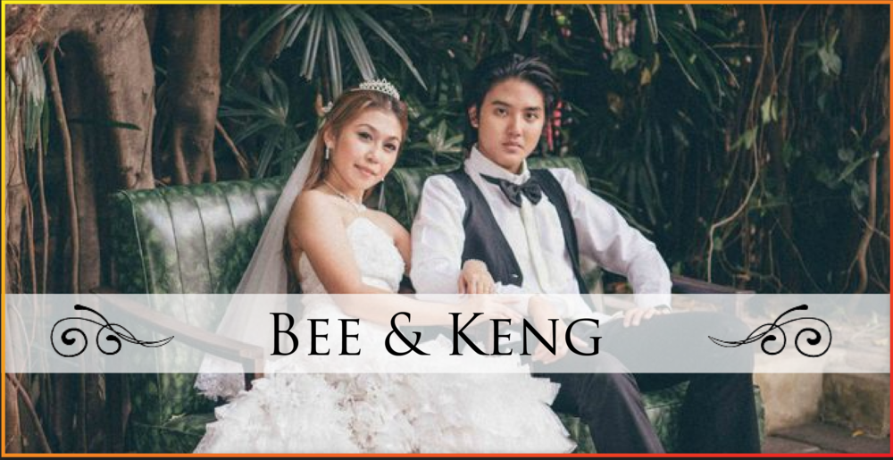 PRE-WEDDING คุณบีและคุณเก่ง