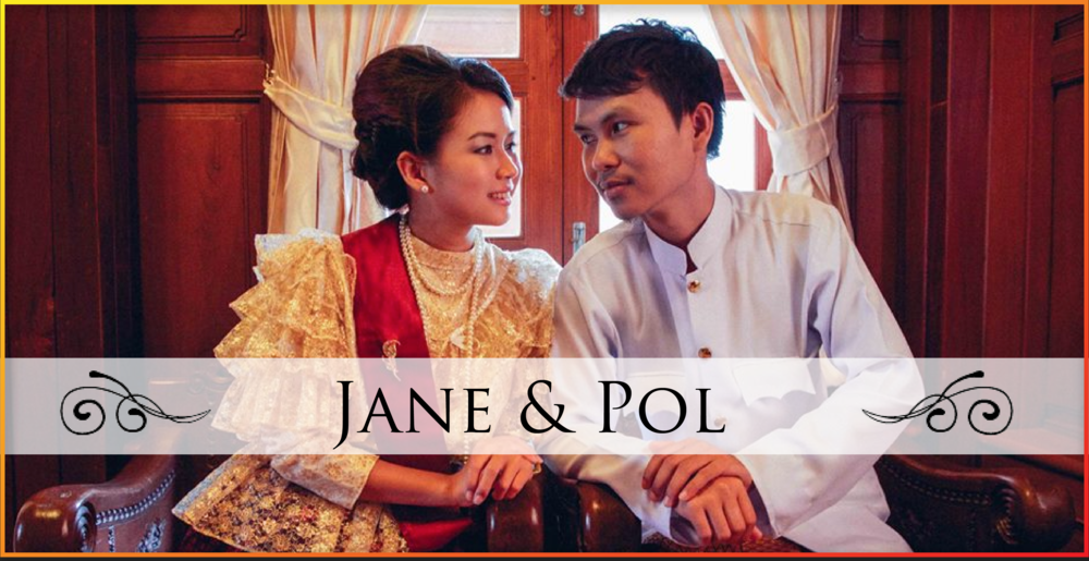 PRE-WEDDING คุณเจนและคุณพล