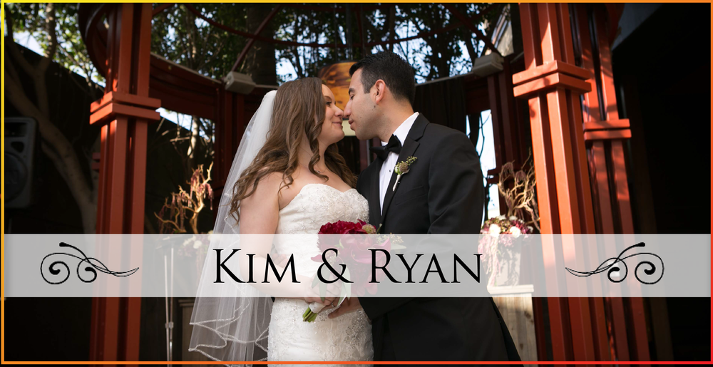 Kim & Ryan Wedding