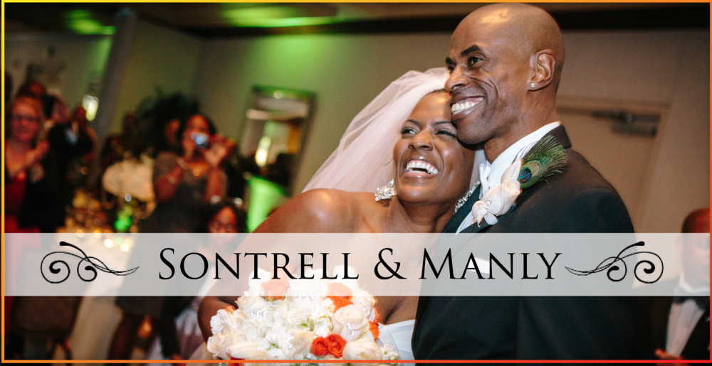 Sontrell &Manly Wedding