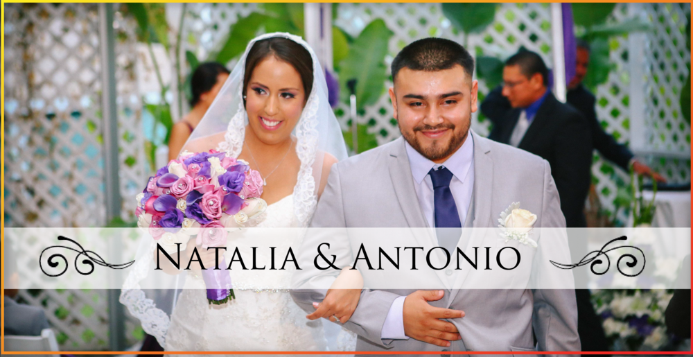 Natalie & Antonio Wedding