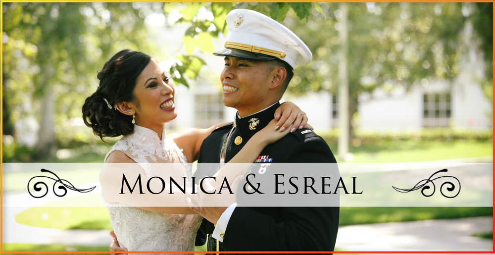 Monica & Esreal Wedding