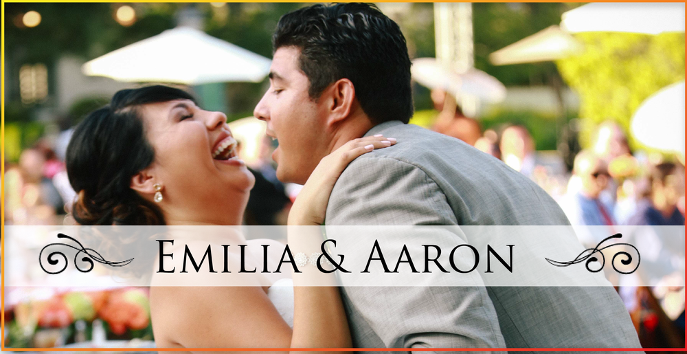 Emilia & Aaron Wedding