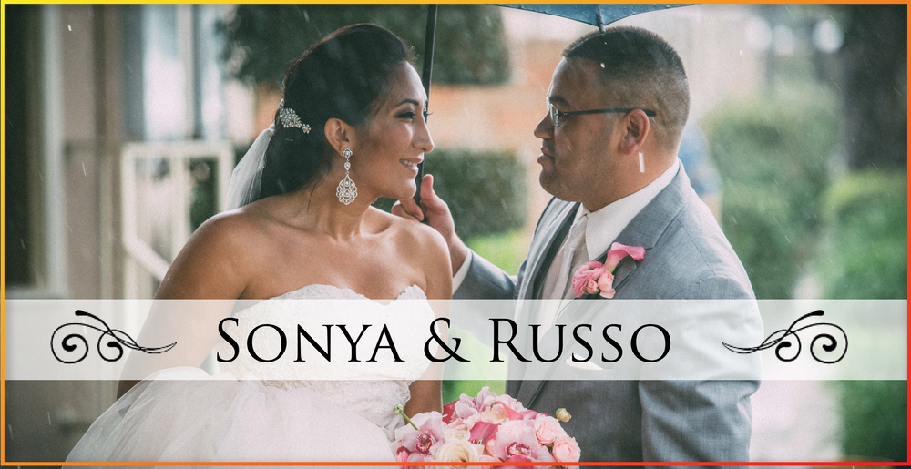 Sonya & Russo Wedding