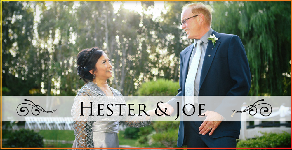 Hester & Joe Wedding