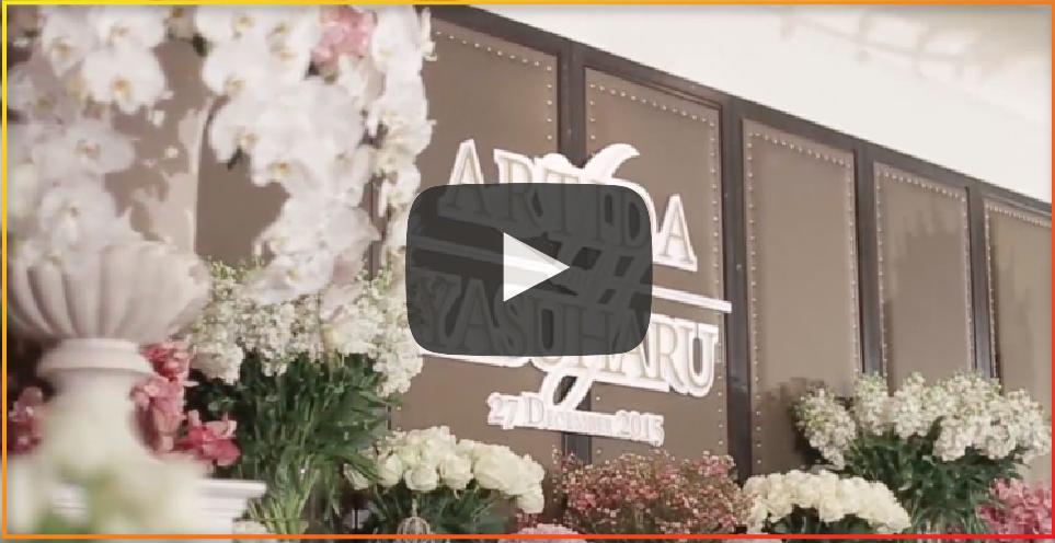 Artida&Yasuharu The Wedding