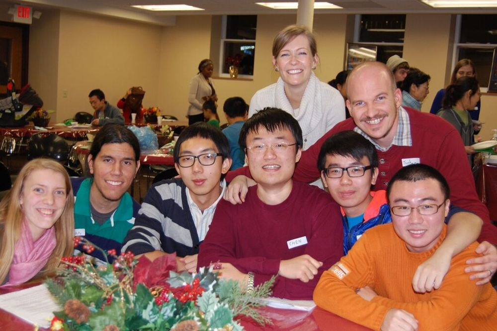 Joshua and i with our students.jpg