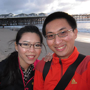 Soon Li from Malaysia became a Christian during his years at University fo Wisconsin, Madison.