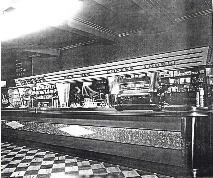 PARAGON CAFE 1950'S