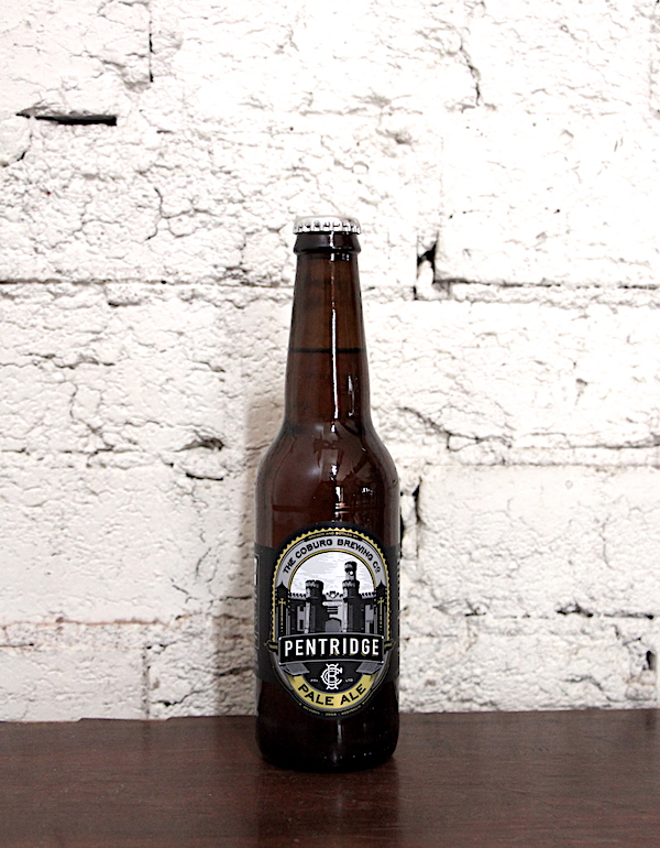 PENTRIDGE PALE ALE - This is our take on an American Pale Ale. Golden in colour with a defined hop flavour & crisp malt profile. Cascade & Ahtanum hops provide citrus & floral aromas with a smooth bitterness. The addition of Simcoe brings the aroma of pine needles & earthiness, perfectly balanced with a resinous backbone.Pentridge Pale Ale…a beer that is worth doing time for.Malts  Pale Malt 87%, Munich Malt 10% & Wheat Malt 3%.Hops  US Cascade, Simcoe, Ahtanum & Warrior.ABV  4.9%Available in 330ml Bottles & 50 Litre KegsNo Preservatives, Just Beer.