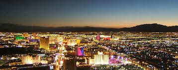 LAS VEGAS HAS THE LOWEST AMOUNT OF PROPERTY RELATED DAMAGE IN THE COUNTRY