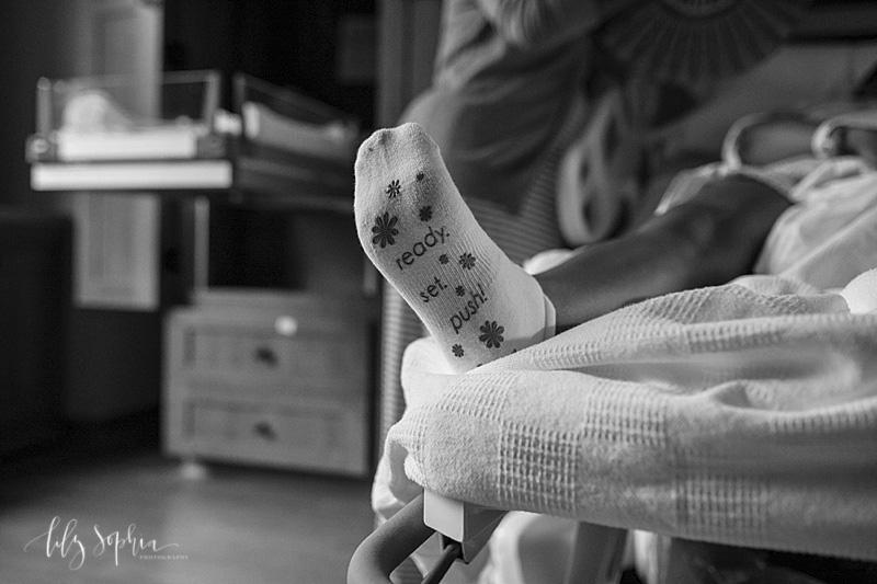 childbirth-socks-decatur-atlanta-georgia-dekalb-medical-center-DMC-labor-delivery-socks