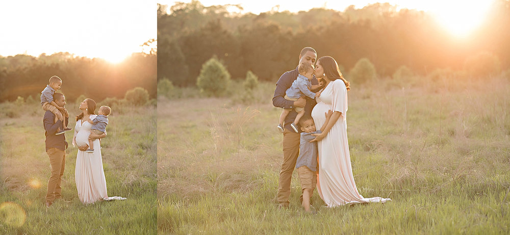 atlanta-georgia-natural-light-studio-intown-field-sunset-big-brothers-expecting-baby-girl-african-american-family_2749.jpg