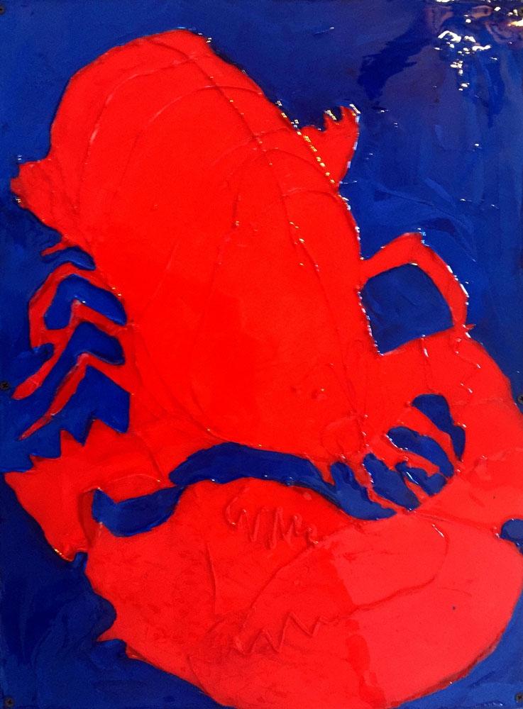 Glass Lobster