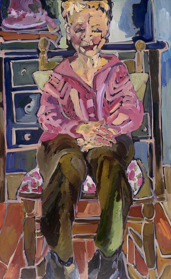 93 Portrait of Artists Mother, 1/25/07, 10:20 AM,  8C, 5989x7177 (310+1046), 112%, copy 4 stops,  1/10 s, R47.5, G33.9, B73.4
