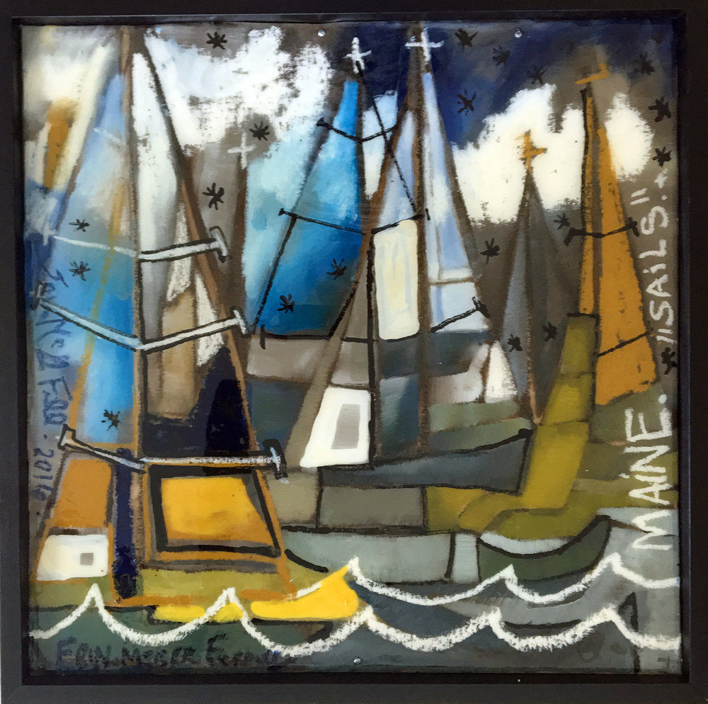 Maine Sails
