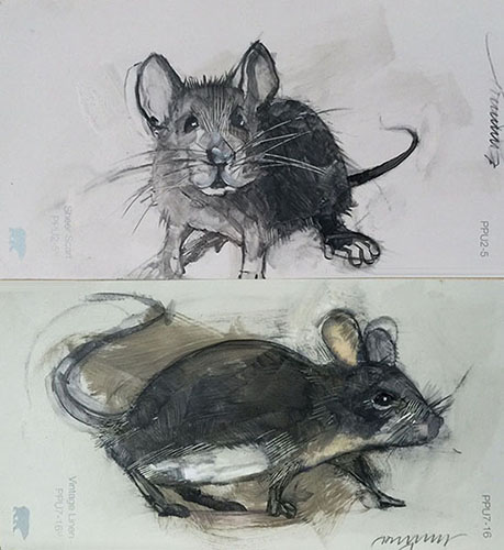 Mouse Portrait #5