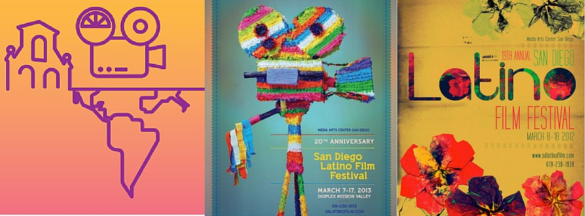 22nd, 21st and 20th San Diego Latino Film Festival Poster Winners