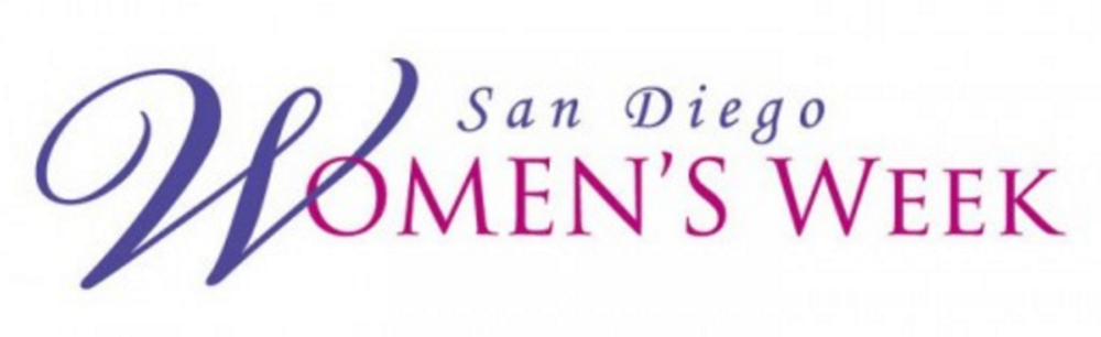 San Diego Women's Week