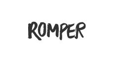 Romper website logo