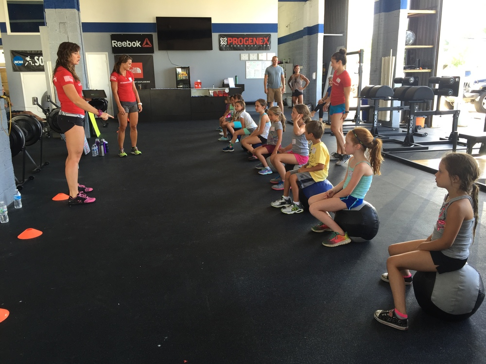 OCF CrossFit Kids - Get your kid signed up!!!
