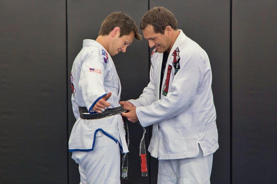 Professor Casey - Black Belt