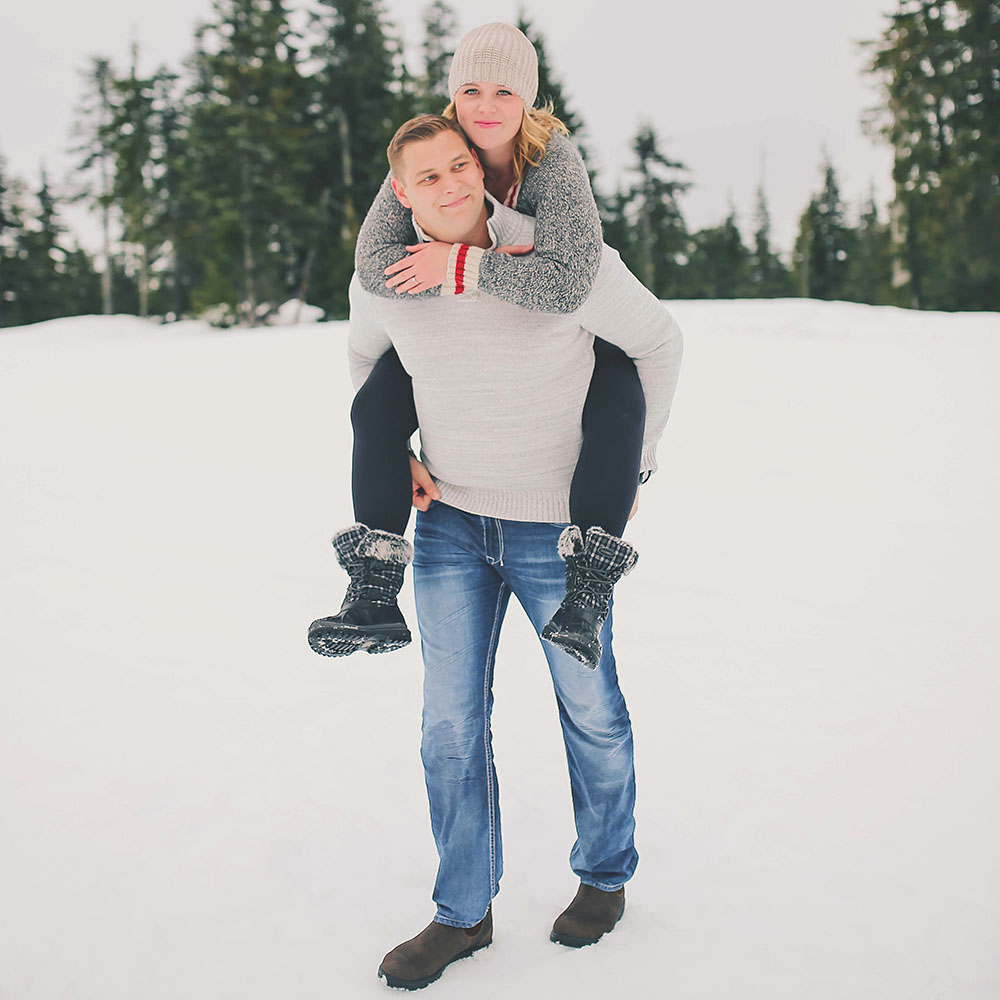 dakota ridge engagement session, sunshine coast bc jennifer picard photography
