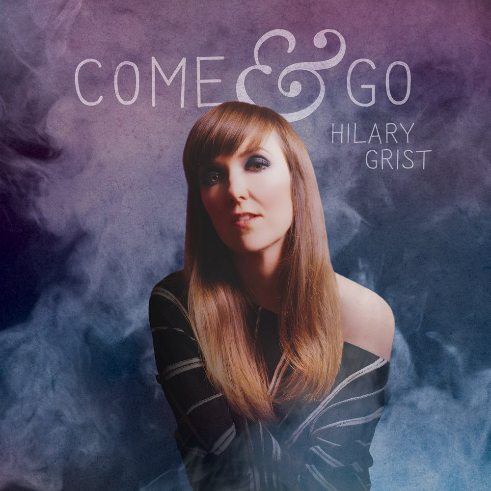 hilary grist - come & go - new album - jennifer picard photography