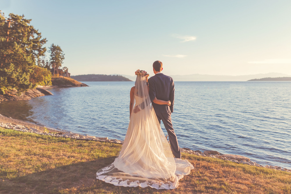 beach wedding, sunshine coast bc, sunshine coast wedding photographer