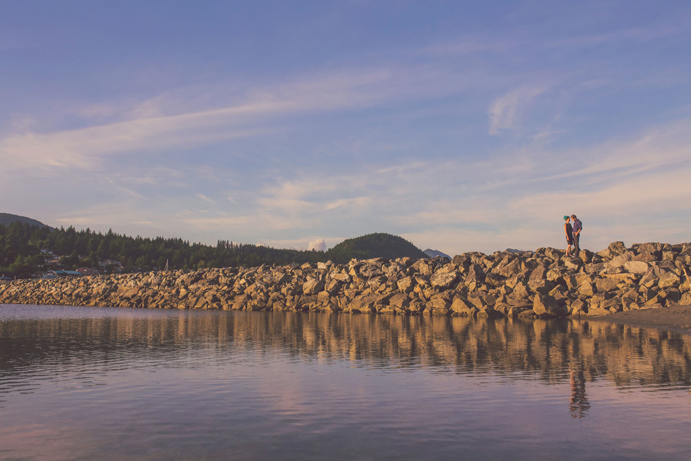 sunshine coast bc engagement session, fine art weddings, jennifer picard photography