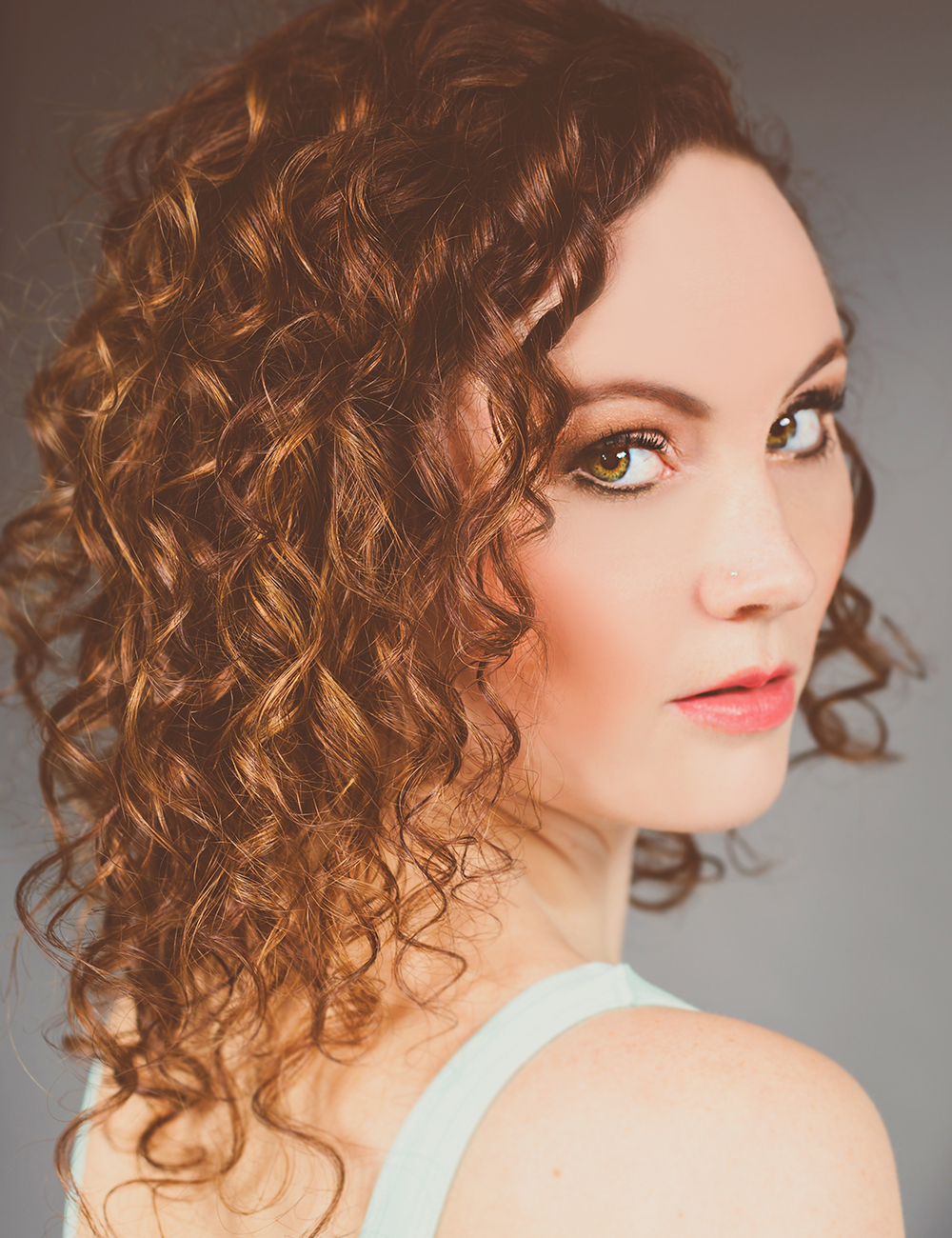 poppy hair salon, vancouver bc, spring photo shoot, jennifer picard photography