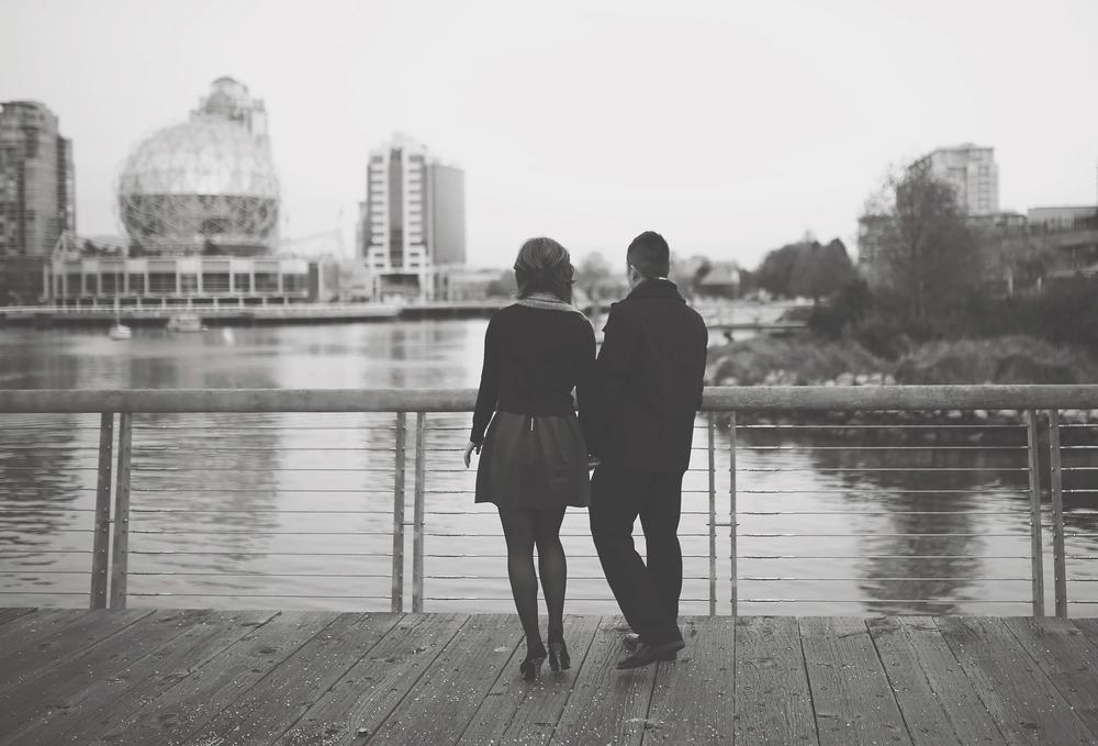 vancouver engagement session, vancouver wedding photographer, jennifer picard photography