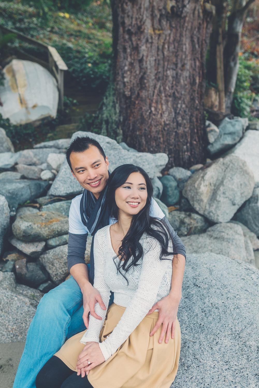 winter engagement photos, jennifer picard photography, sunshine coast wedding photographer