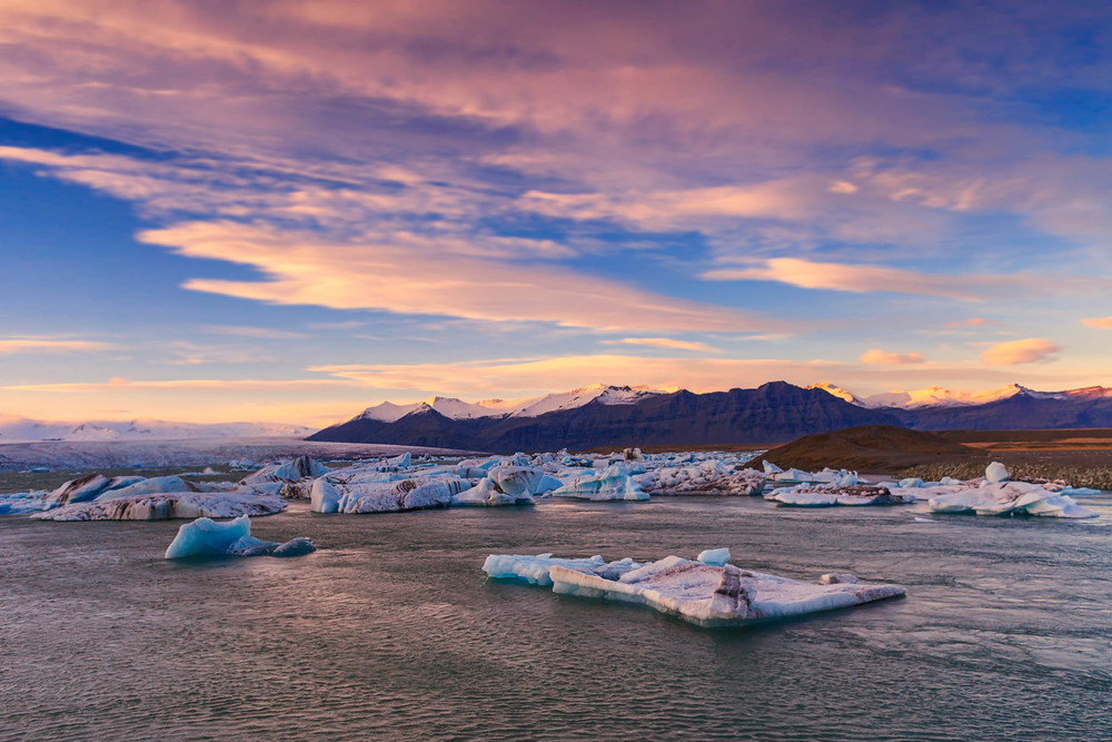 glacier lagoon, iceland, jennifer picard photography, travel photographer
