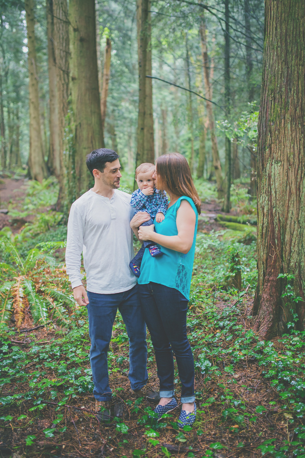 family photo session, jennifer picard photography, sunshine coast bc photographer