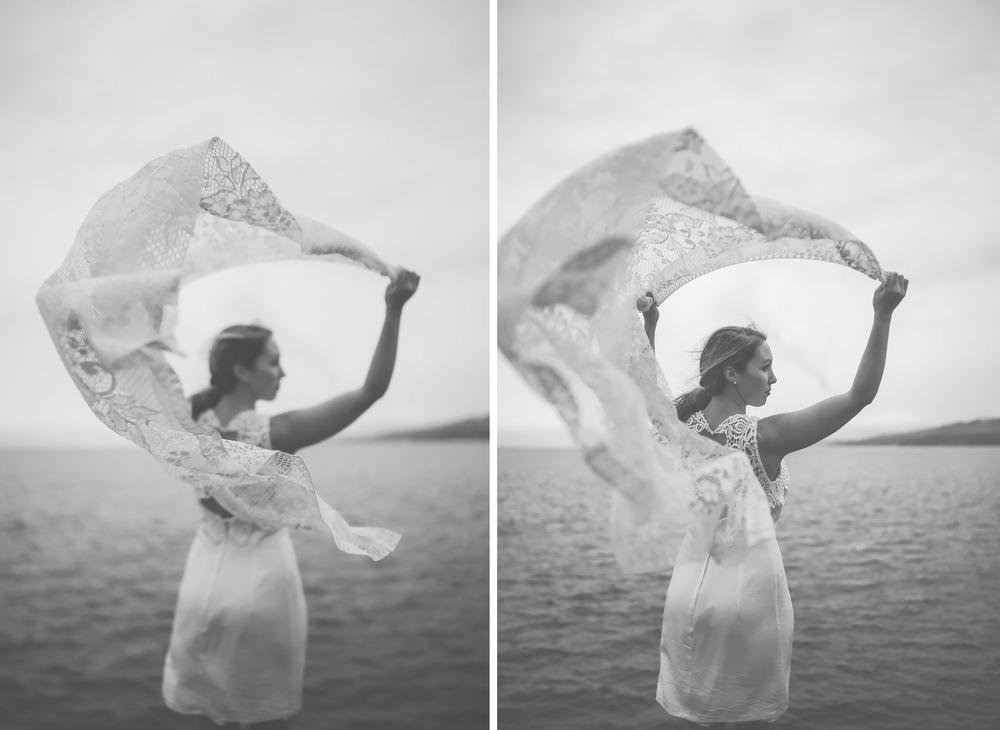 sunshine coast bridal editorial, jennifer picard photography, vancouver wedding photographer