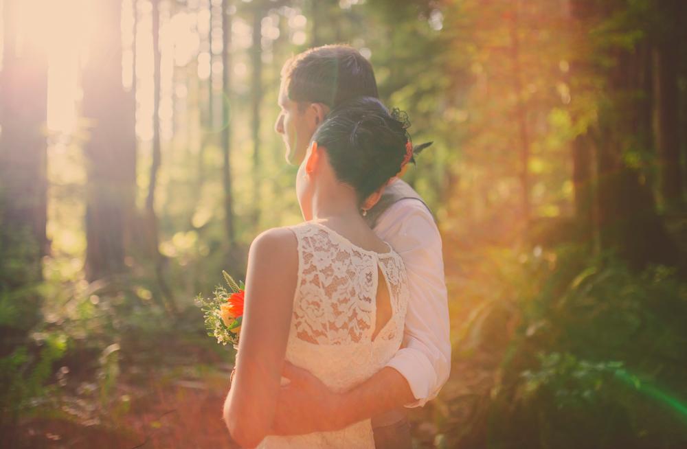 port moody forest wedding, jennifer picard photography, vancouver wedding photographer