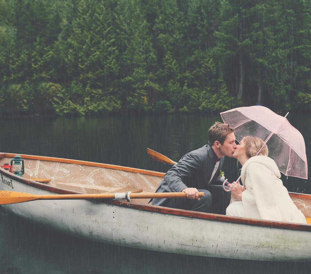 rainy day wedding photos, sunshine coast bc wedding photographer, jennifer picard photography