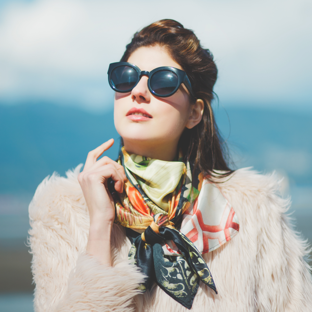phaulet scarves, local designer, vancouver fashion editorial, jennifer picard photography