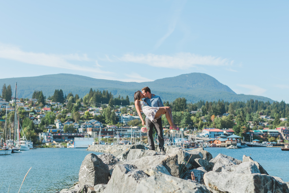 sunshine coast bc engagement, sunshine coast wedding photographer, jennifer picard photography, vancouver wedding photographer