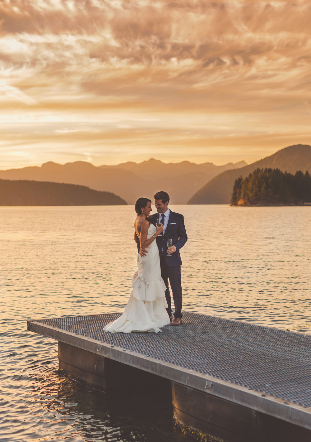 West Coast Wilderness Lodge Wedding, Jennifer Picard Photography, Sunshine Coast and Vancouver Wedding Photographer