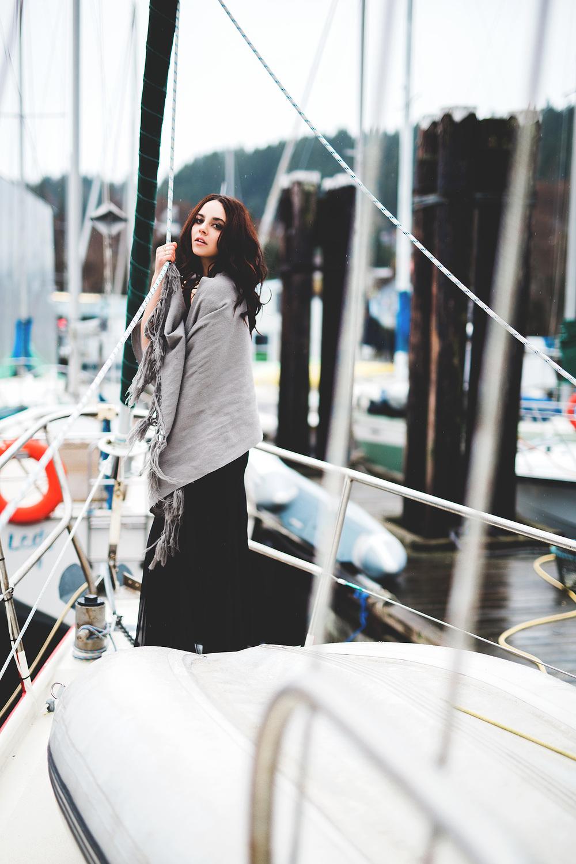 fashion editorial, jennifer picard photography, vancouver portrait photographer