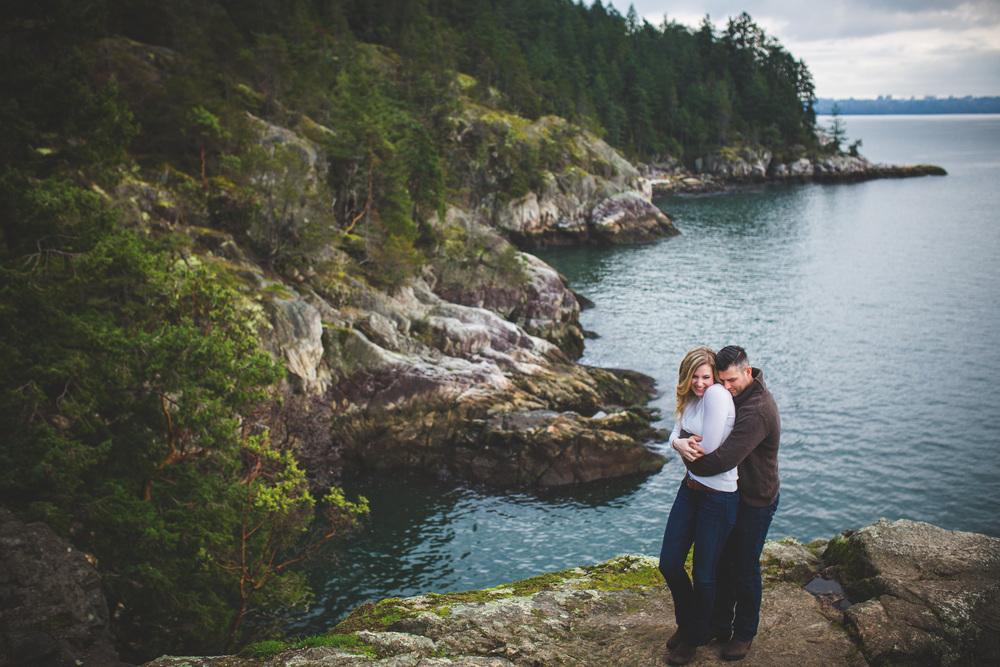 lighthouse park engagement photos, jennifer picard photography, vancouver wedding photographer